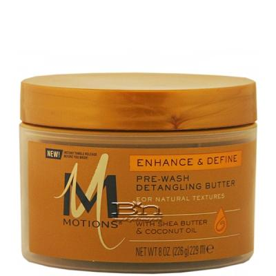 Motions Enhance & Define Pre-Wash Detangling Butter 8oz