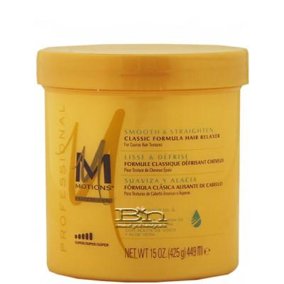 Motions Smooth & Straighten Classic Formula Hair Relaxer - Super
