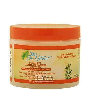 Luster's You Be-Natural Botanical Curl Shaper Custard 9.5oz