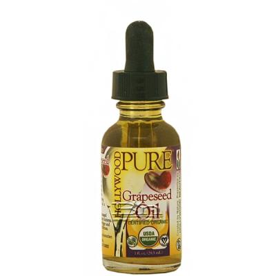 Hollywood Beauty Pure Grapeseed Oil 1oz