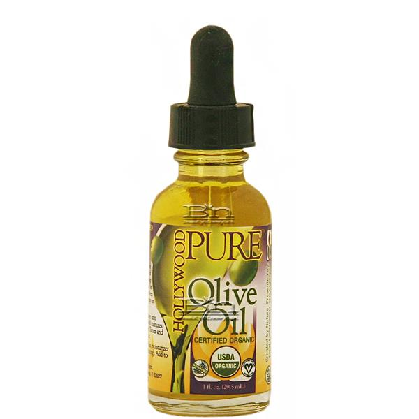 Hollywood Beauty Pure Olive Oil 1oz