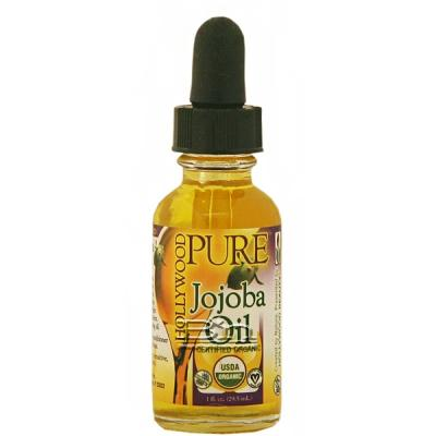 Hollywood Beauty Pure Jojoba Oil 1oz