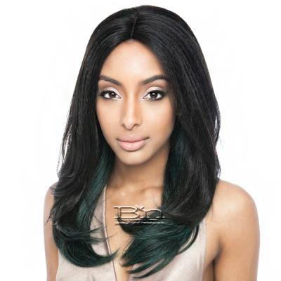 Mane Concept Brown Sugar Human Hair Blend Soft Swiss Lace Wig - BS223