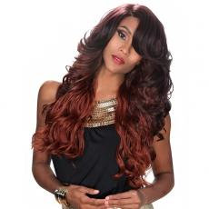Zury Sis Diva Collection Synthetic Hair Pre Tweezed Part Wig - DIVA H VIOLA
