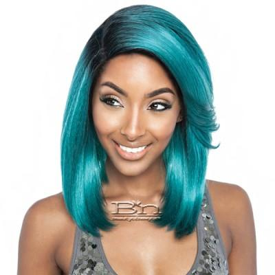 Isis Brown Sugar Human Hair Blend Signature Part Wig - BSS102 LEXUS