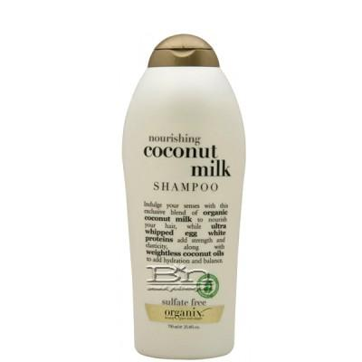 Organix Nourishing Coconut Milk Shampoo 25.4oz