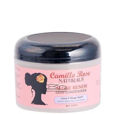 Camille Rose Naturals Algae Renew Deep Conditioning Mask 8oz