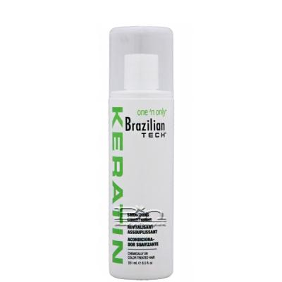 One'n Only Brazilian Tech Keratin Smoothing Conditioner 8.5oz