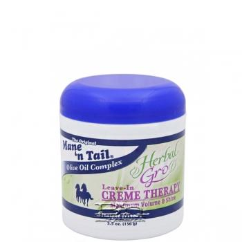 Mane'n Tail Herbal Gro Leave-in Creme Therapy 5.5oz