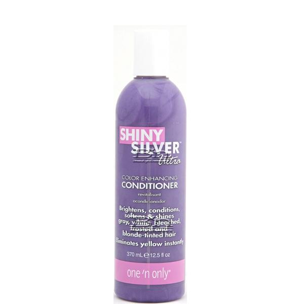 One'n Only Shiny Silver Ultra Color Enhancing Conditioner 12.5oz