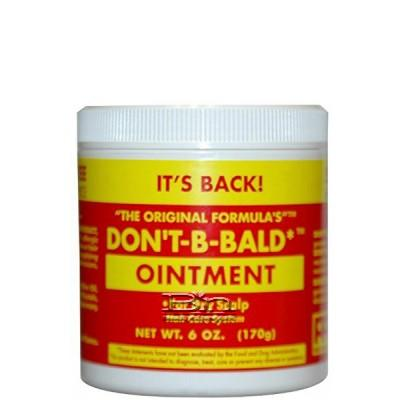 Don'T-B-Bald Ointment For Dry Scalp 4oz