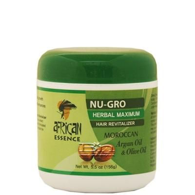 African Essence Nu-Gro Herbal Maximum Hair Revitalizer 5.5oz