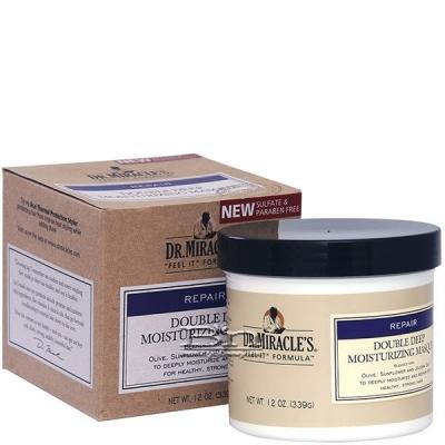 Dr.Miracle's Double Deep Moisturizing Masque 12oz