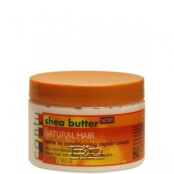 Cantu Shea Butter Natural Hair Leave In Conditioning Repair Cream 12oz