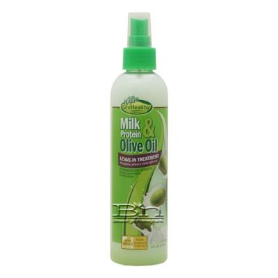 Sofn'Free Milk Protein & Olive Oil Leave-in Treatment 8oz