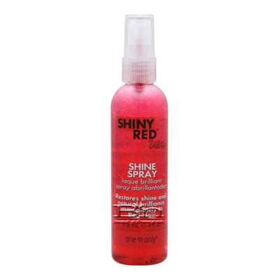 One'n Only Shiny Red Ultra Shine Spray 4oz
