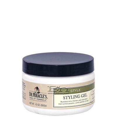 Dr.Miracle's Styling Gel 10oz