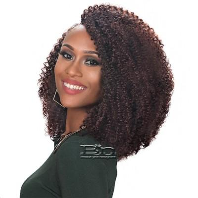 Zury Sis Naturali Star Synthetic Hair Braid -  V-8-9-10 BOHEMIAN (V-Shape Finish Style / One Pack Enough)