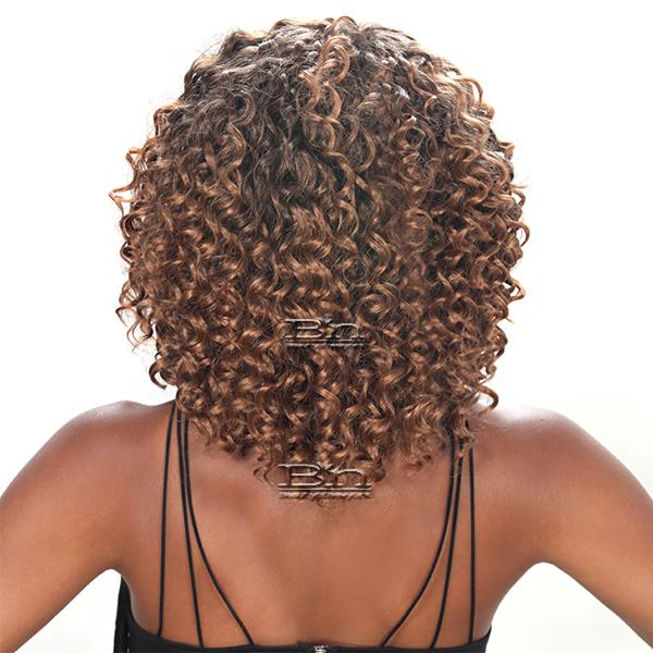 Zury Sis Naturali Star Synthetic Hair Braid - V-8-9-10 GOGO CURL (V-Shape Finish Style / One Pack Enough)