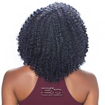 Zury Sis Naturali Star Synthetic Hair Braid - V-8-9-10 WATER WAVE (V-Shape Finish Style / One Pack Enough)