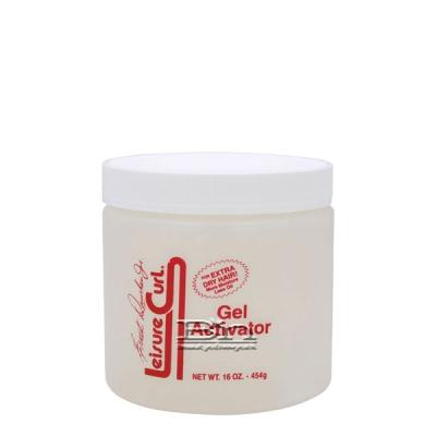 Leisure Curl Gel Activator for Extra Dry Hair 16oz