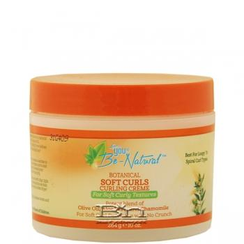 Luster's You Be-Natural Botanical Soft Curls Curling Creme 10oz