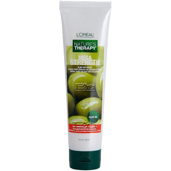Loreal Nature's Therapy Mega Strength Blow Dry Creme 5oz