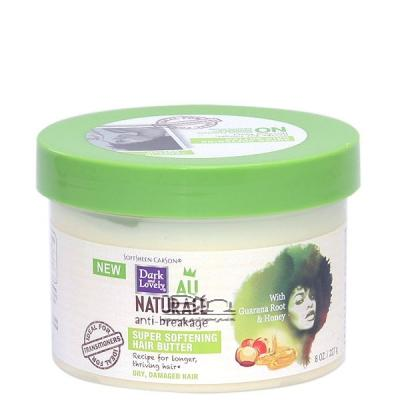 Dark and Lovely Au Naturale Anti-Breakage Super Softening Hair Butter 8oz