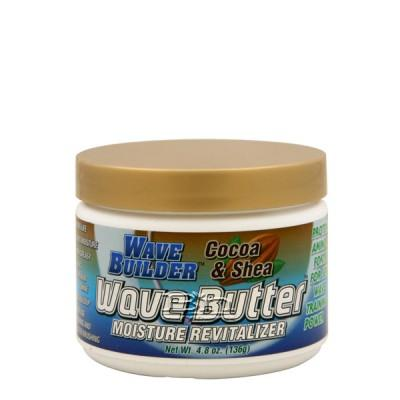 Wave Builder Wave Butter Cocoa & Shea Moisture Revitalizer 5.1oz