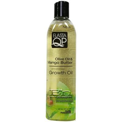 Elasta QP Olive Oil & Mango Butter Anti-Breakage Growth Oil 8oz