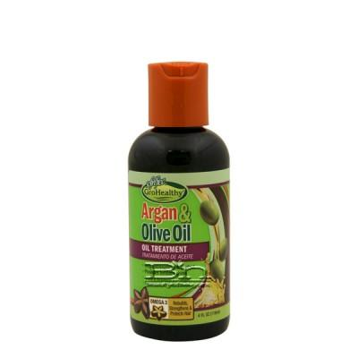 Sofn'Free Argan Oil & Olive Oil Treatment 4oz