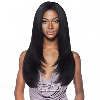 Outre Simply 100% Non-processed Brazilian Virgin Remy Human Hair Weave - BLOW OUT STRAIGHT 16
