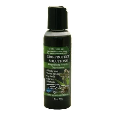 Morning Glory Gro-Protect Solutions a Crystallizing Protective Growth Serum (Ice Clear) 2oz