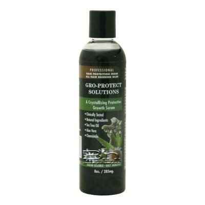 Morning Glory Gro-Protect Solutions a Crystallizing Protective Growth Serum (Black Berry) 8oz