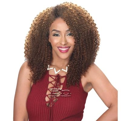 Zury Sis Naturali Star Sew In 100% Human Hair Weave - 3C CURLY 10