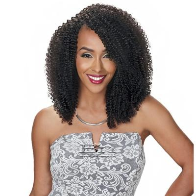 Zury Sis Naturali Star Sew In 100% Human Hair Weave - 4A COILY 12
