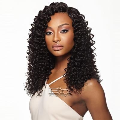 Outre Simply 100% Non-processed Brazilian Virgin Remy Human Hair Weave - PINEAPPLE WAVE 18