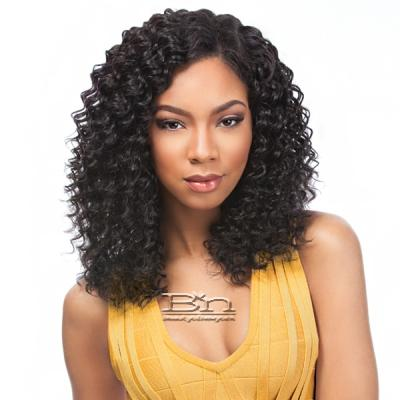 Sensationnel 100% Human Hair Lace Closure - EMPIRE DEEP WAVE 12