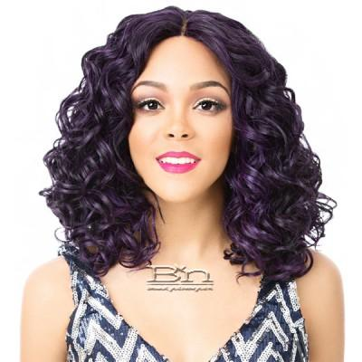 It's A Lace Front Wig - Synthetic Iron Friendly Lace Front Wig - LACE WINK (futura)