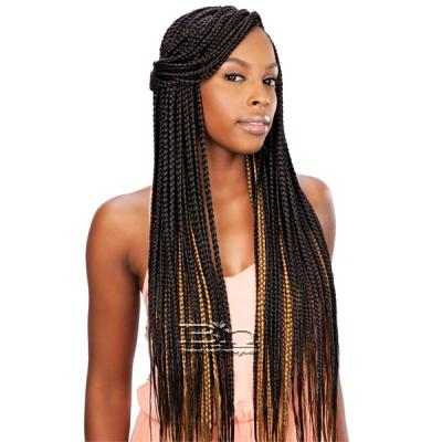 Freetress Synthetic Braid - QUE 6X KING JUMBO BRAID (6 Pack For The Price Of 5)