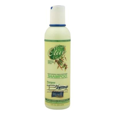 Rysell Virgin Olive Oil Moisturizing And Fortifying Shampoo 12oz