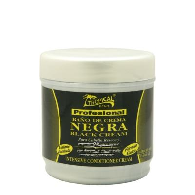 Tropical Negra Black Cream Intensive Conditioner Cream 16oz