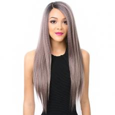 It's A Lace Front Wig - Synthetic Lace Front Wig - LACE GALA (Real Hair Line Part)