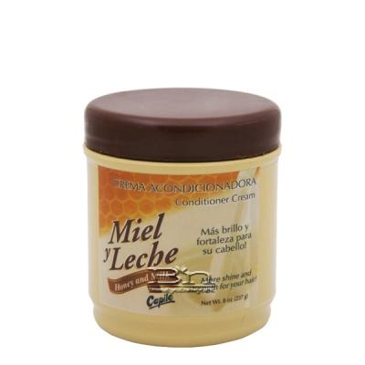 Capilo Honey and Milk Conditioner Cream 8oz