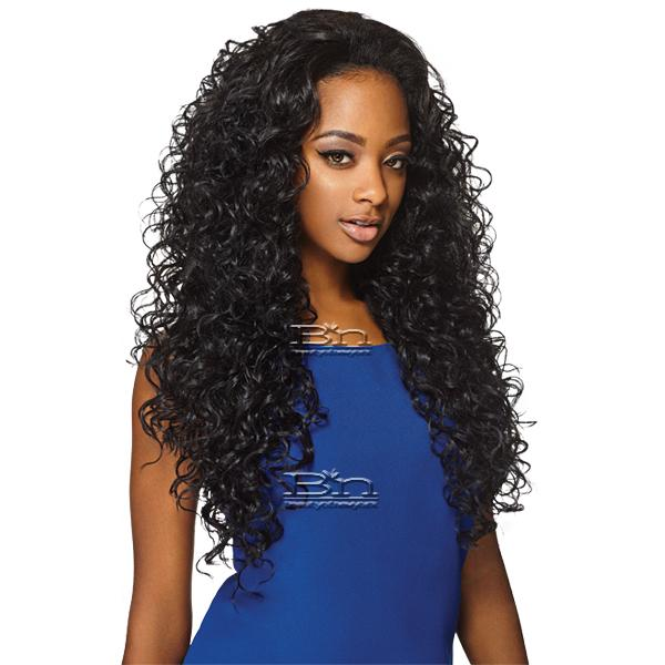 Outre Synthetic Half Wig Quick Weave - AMBER 26