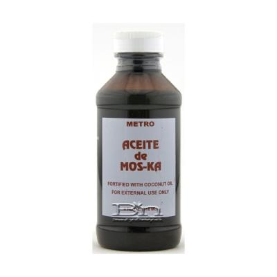 Metro Aceite De Mos Ka with Coconut Oil 4oz