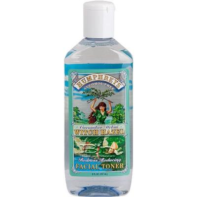 Humphreys Cucumber Melon Witch Hazel Redness Reducing Facial Toner 8oz