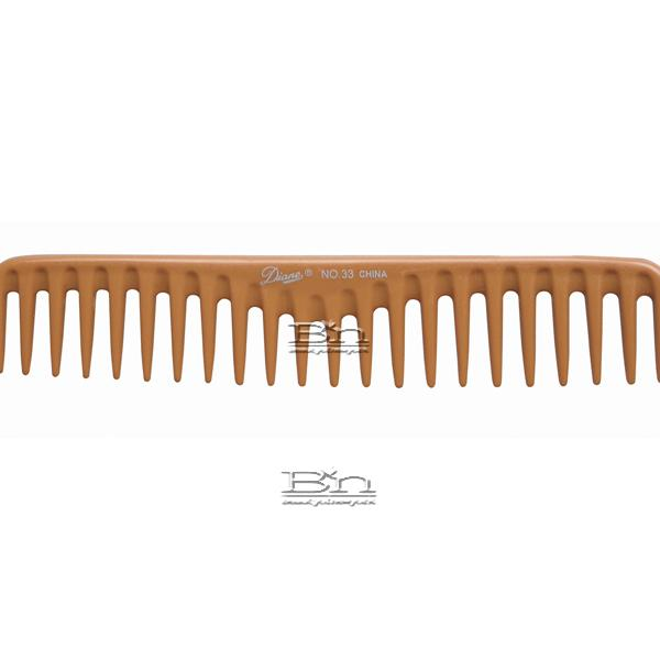 Diane #33 Wide Tooth Comb