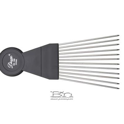 Diane #148 Steel Fan Pik Black Comb