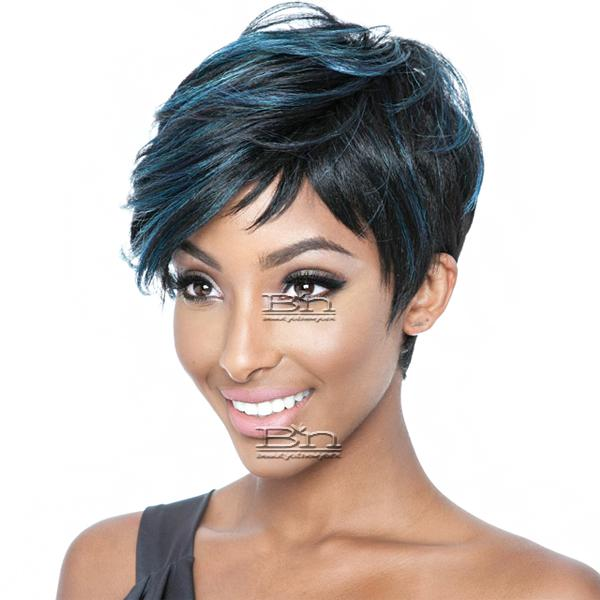 Isis Brown Sugar Human Hair Blend Full Wig - BS124